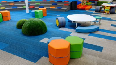 How Furniture Can Overcome Hurdles to Learning Engagement