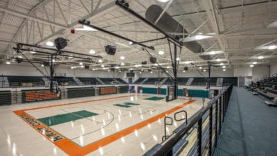 The Role of Sports Flooring Systems in Indoor Air Quality